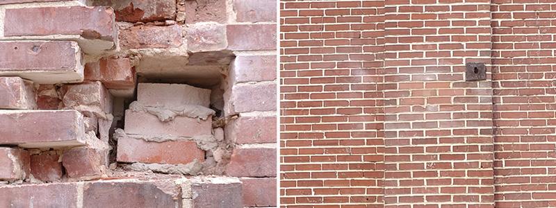 brick and block repairs