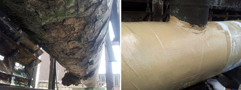 Pipe Thin-Wall Repair