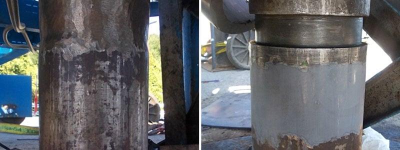 Shaft Metal Repair