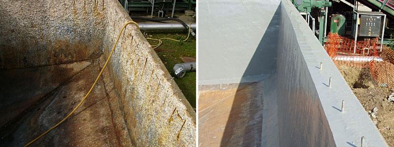 Concrete Substrate Repair