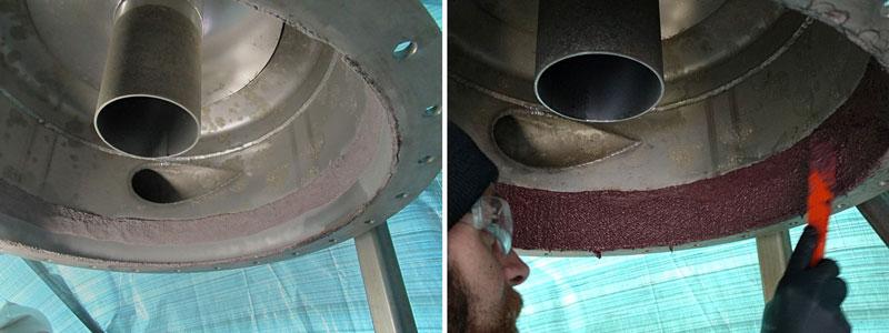 Grit Snail Metal Repair