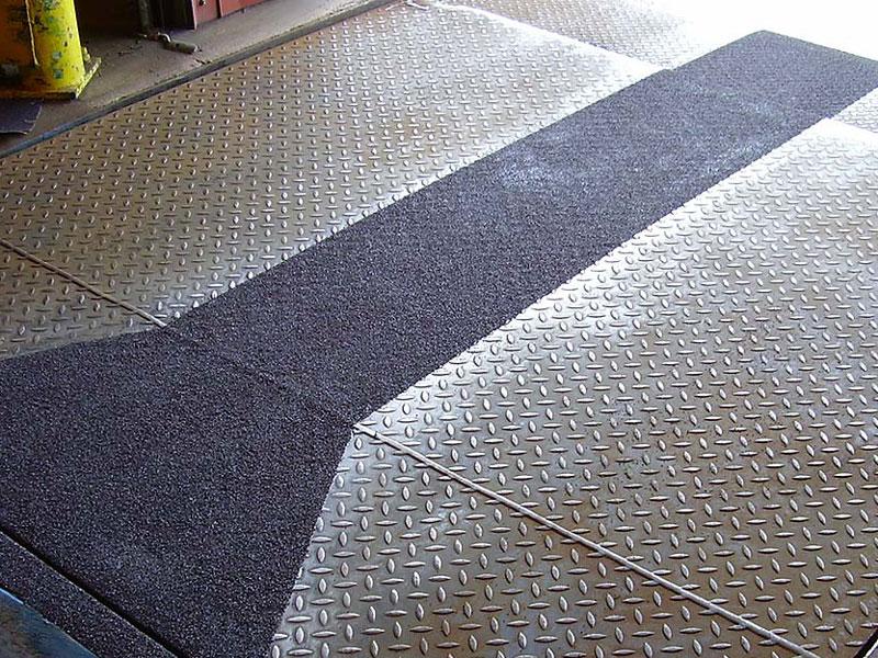 Non-Slip Floor Coating