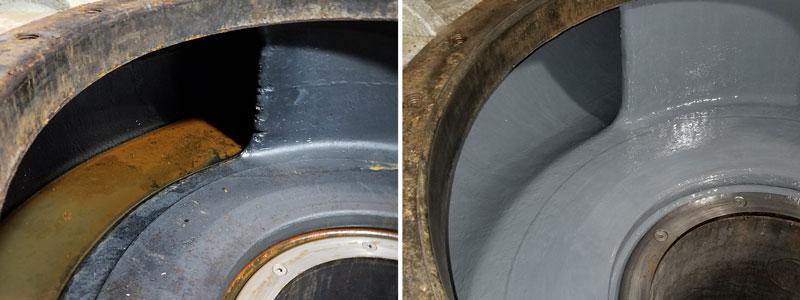 Pump Repair Coating