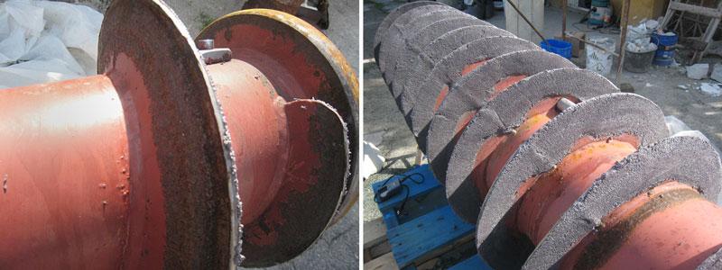 Screw Conveyor Repair