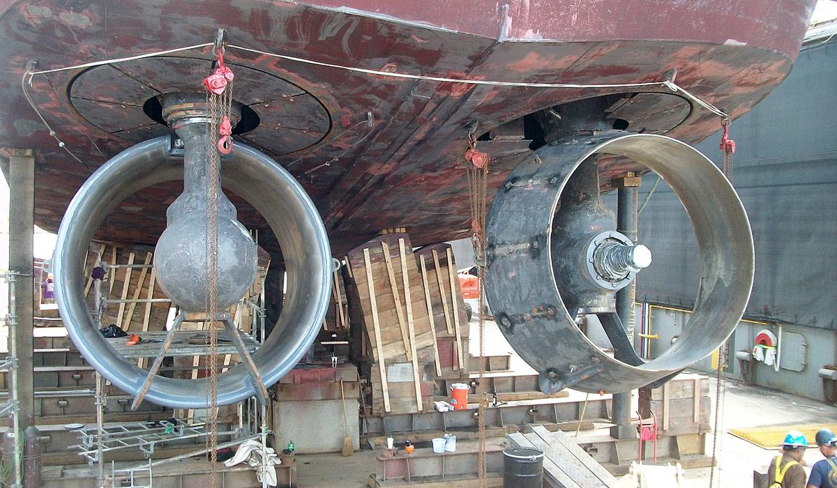 belzona kort nozzle repair