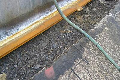 Tank Base Voids Can Allow Water Ingress
